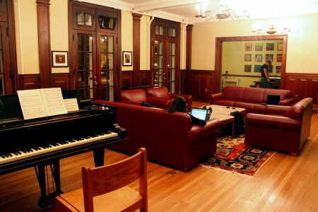 Barnard Music Room · Whitman Common Room · House Library ...